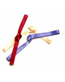Elastic belts for dance leotards, many colours