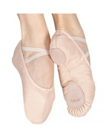 Capezio Cobra Ballet Shoe (2033) Leather Split-sole