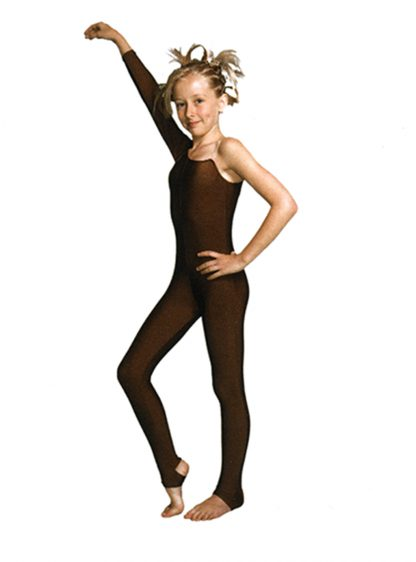 One Sleeve Dance Unitard - made to order