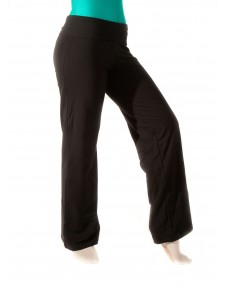 Elite brand roll-over slouchie jazz pants-cotton