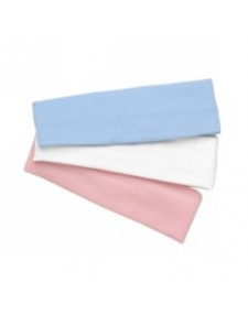 cotton dance headbands, for ballet dance and regulation wear