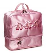 Katz Satin Ribbon Bag with Compartment