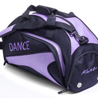 Katz dance bag, large design in purple
