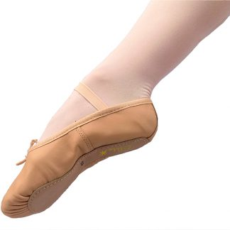 Full-Sole Ballet Shoes